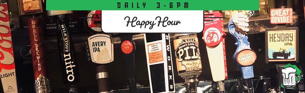 Spanky's Roadhouse | Happy Hour
