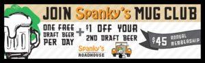 Spankys Mug Club